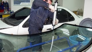 Форд скорпио ремонт передней подвески видео